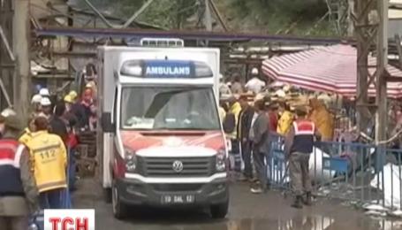 У Туреччині заарештували 18 людей, причетних до аварії на шахті