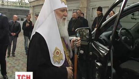 Філарет зробив українським прикордонникам подарунок на мільйон