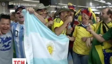 У Бразилії розпочався чемпіонат світу з футболу