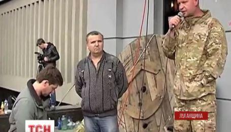 У Луганську погрожують, що у вівторок все кардинально зміниться