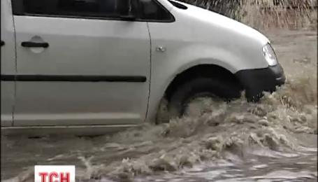 В Киеве прогнозируют мощный ливень