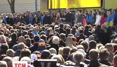 Тимошенко агитировала за себя на съезде «Батькивщины»