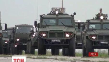 Россия оставляет войска на украинской границе