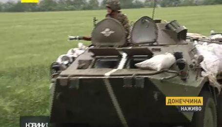 Украинские силовики зачистили село Семеновка вблизи Славянска