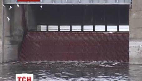 Херсонщина пустила воду в Северо-Крымский канал