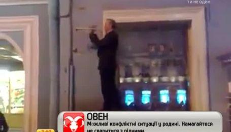 Український гімн зазвучав на вулицях Санкт-Петербурга