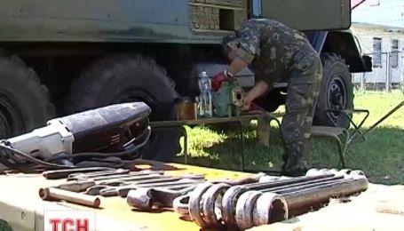 Украинская армия возобновила более 700 единиц военной техники