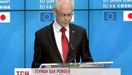 ЕС и США угрожают России санкциями в случае срыва выборов в Украине