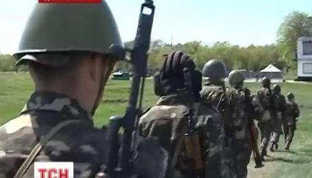У Дніпропетровську формується полк захисту міста