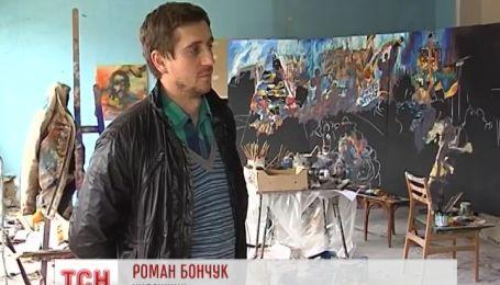 На Прикарпатье создадут мобильный музей «Небесной сотни»