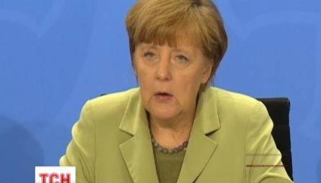 Меркель поставила на місце фанатів Путіна
