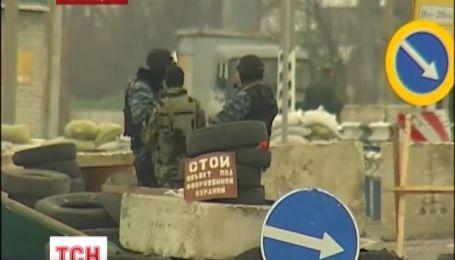 Украинские военные массово покидают территорию оккупированного Крыма