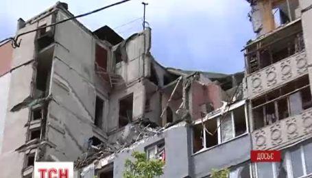 """Жена """"николаевского самоубийцы"""" ставит версию о взрыве под сомнение"""