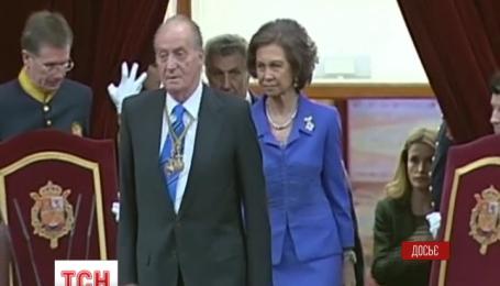 Хуан Карлос Перший зможе передати трон своєму сину Філліпу вже за два тижні