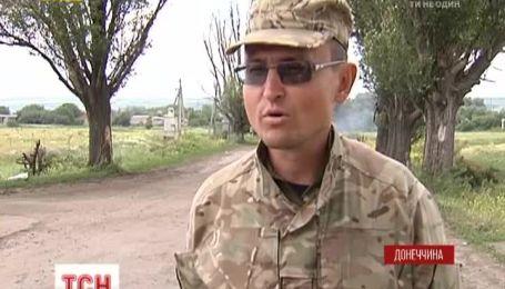 Сили АТО тримають перемир'я під вогнем сепаратистів