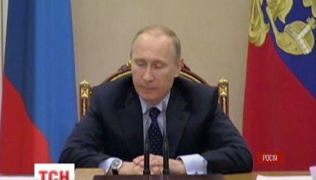 Путин надеется, что Киев и Москва договорятся в газовом вопросе