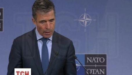 НАТО: Дії РФ в Україні загрожують світовому порядку