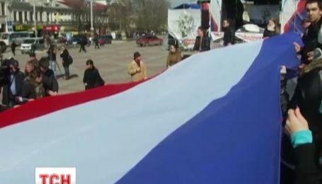 Россияне обещают дать украинским военным покинуть Крым