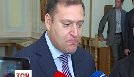 Добкин подал документы в ЦИК на регистрацию кандидатом в президенты