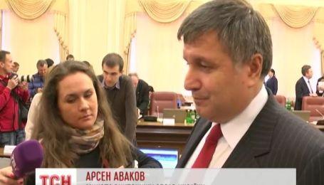 Аваков не признает поездки в кортеже и нарушение ПДД