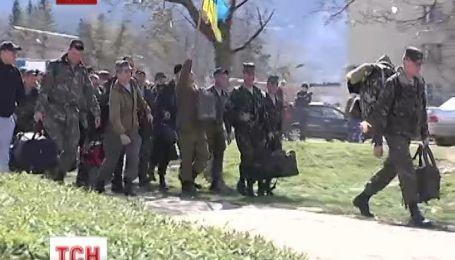 Бійці 36-ї бригади берегової оборони з Перевального служитимуть на Одещині