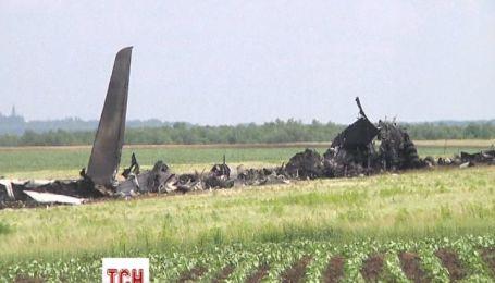 Террористы сбили украинский самолет в Луганске - погибли 49 военных