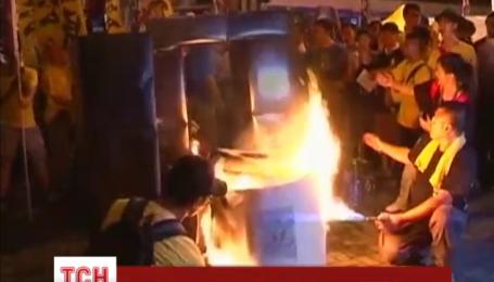 У Гонконгу пройшла найбільша за останні 20 років демонстрація