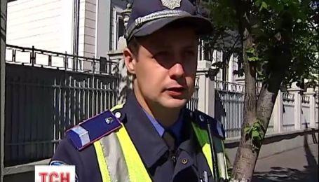 У Києві затримали водія, який перевозив кулемет часів Великої Вітчизняної