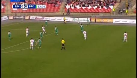 Волынь - Ворскла - 0:0. Видео матча