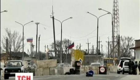 Украина баррикадирует границы с Россией