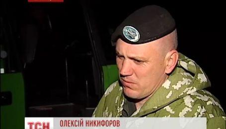 Остання група морпіхів покинула Крим