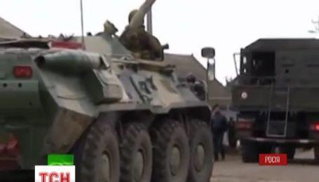 Росія проводить контртерористичну операцію в Махачкалі