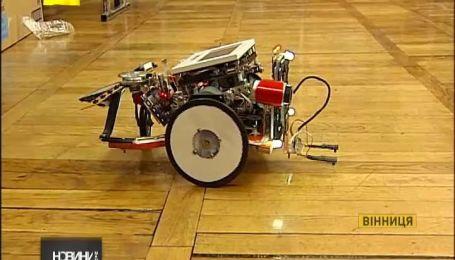 Українські студенти створюють бойових роботів для війни