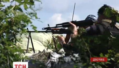 Терористи вбивали українських військових під час перемир'я
