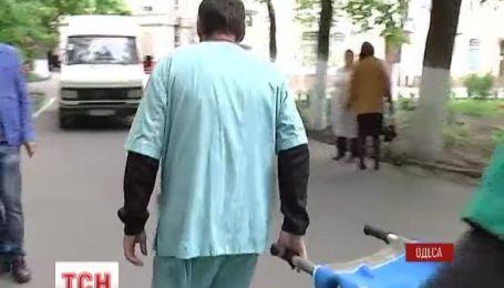Медики, які відмовилися надавати допомогу в Одесі, можуть відправити під суд