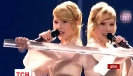 На Евровидении публика неодобрительно приняла представителей России