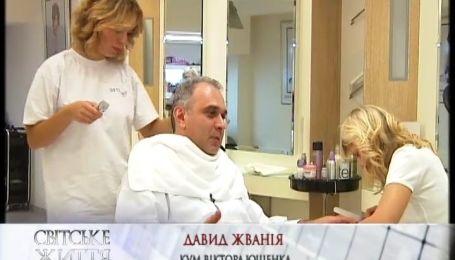 Тарас Ющенко лишился крестного из-за политической ссоры
