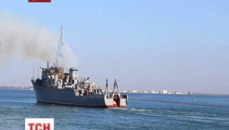 Все моряки «Черкасс» остались верными Украине
