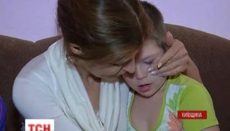 Марина Порошенко посетила детей и семьи переселенцев с Востока
