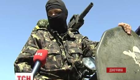 Красний Лиман та Північ Луганщини цілком зачищені від терористів
