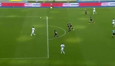 Динамо - Зоря - 3:0. Відео голу Гармаша
