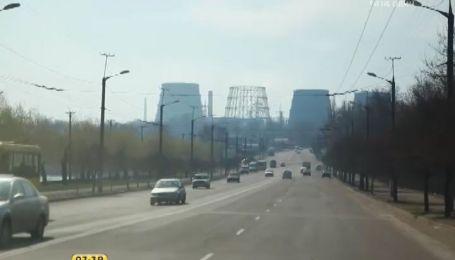 Кривой Рог - индустриальный центр Украины