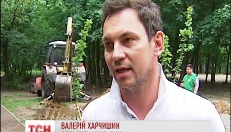 Алея героїв з'явилася в Києві
