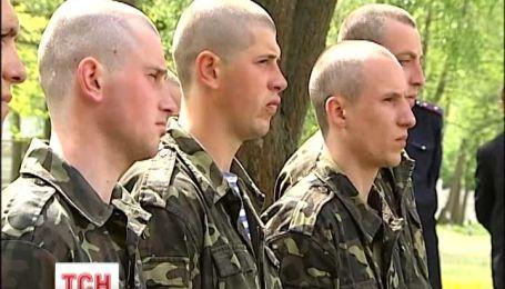 Отряды новой милиции уже готовятся к службе