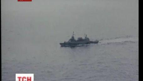 В Черное море вошел эсминец США с системой противоракетной обороны