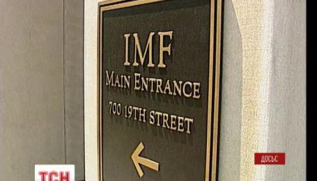 МВФ вирішить, який кредит надати Україні