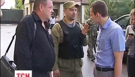 Представителей Генпрокуратуры не пустили проводить опись имущества в Межигорье