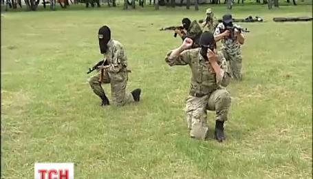 В батальоне Донбасс создали первое женское подразделение