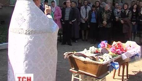 На Ровенщине похоронили 16-летнего юношу, которого избили в Крыму