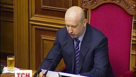 Турчинов подтвердил, что президентские выборы в мае будут